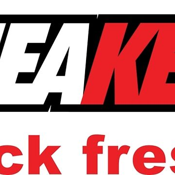 Sneakers Rock Fresh Bred by tee4daily