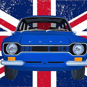 ESCORT MK1_MEXICO (Blue) by RealZeal