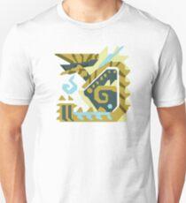 Zinogre Monster Hunter Design  T-Shirt