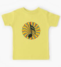 Summertime Semiquaver - 16th Note Music Symbol Kids Tee