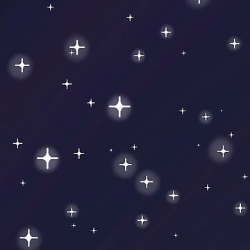 Stars in the Night Sky by Migs-O-Arts