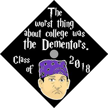 Grad 2018 - Dementors by pickledbeets