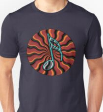 Hip Semiquaver - 16th Note Music Symbol Unisex T-Shirt