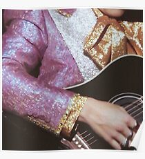 Harry Styles guitar Poster