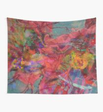 Summer Blur Wall Tapestry