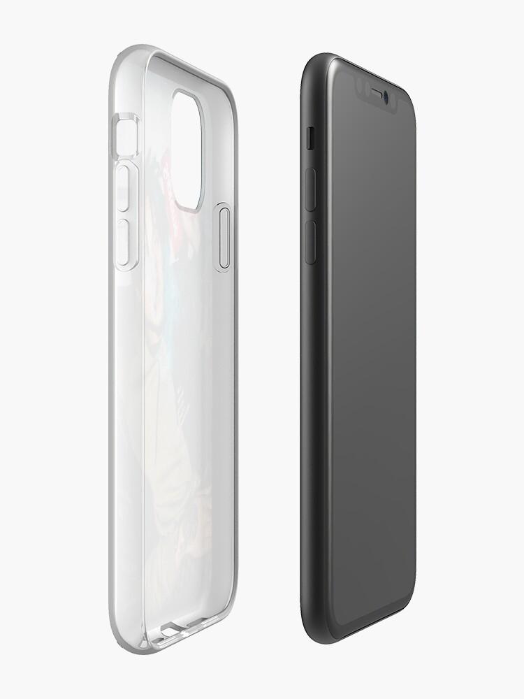 Coque iPhone «Smokepurpp», par CMartin19