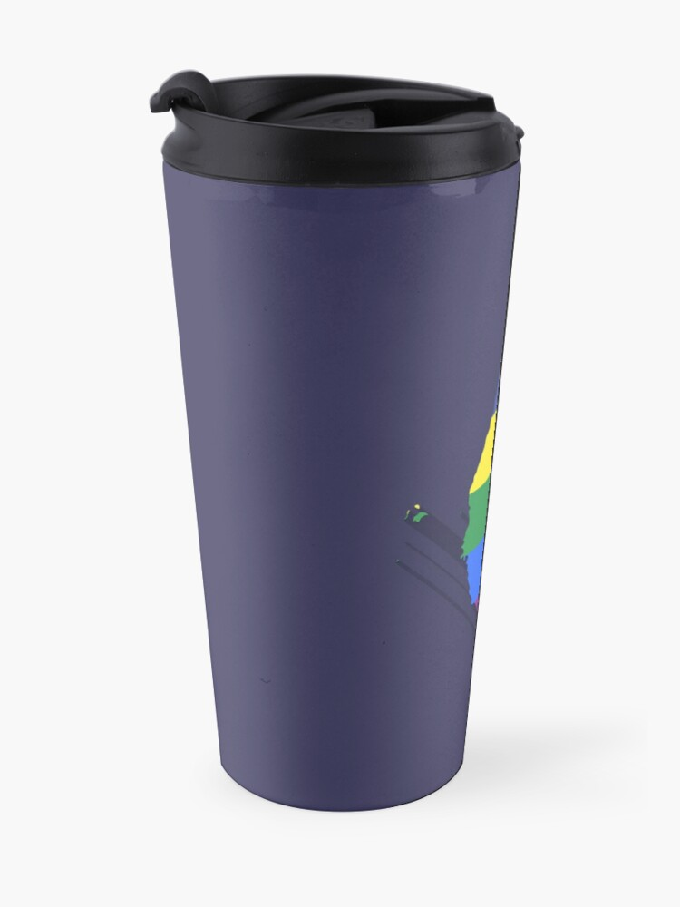 Alternate view of Taiwan Travel Mug