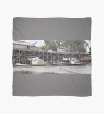 Historic inland port of Echuca, Australia Scarf