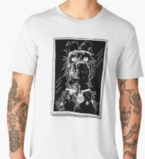 Pro Dog isle of dogs  Men's Premium T-Shirt