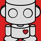 O'bots Spread Love by Carbon-Fibre Media