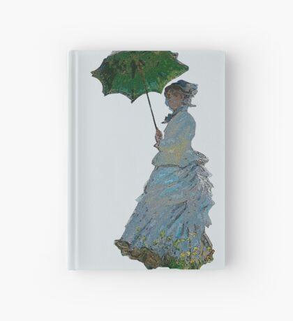 Mme. Monet Hardcover Journal