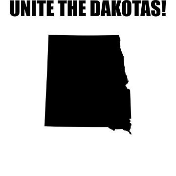 A united Dakota by EncodedShirts