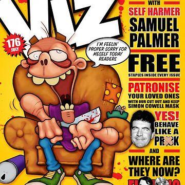 Viz cover  by JRGibson