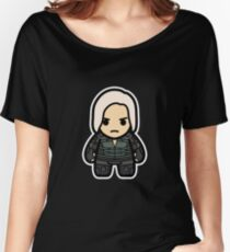 Black Lady Women's Relaxed Fit T-Shirt