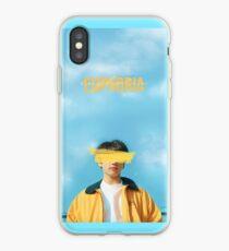 Vinilo o funda para iPhone BTS - EUPHORIA JUNGKOOK