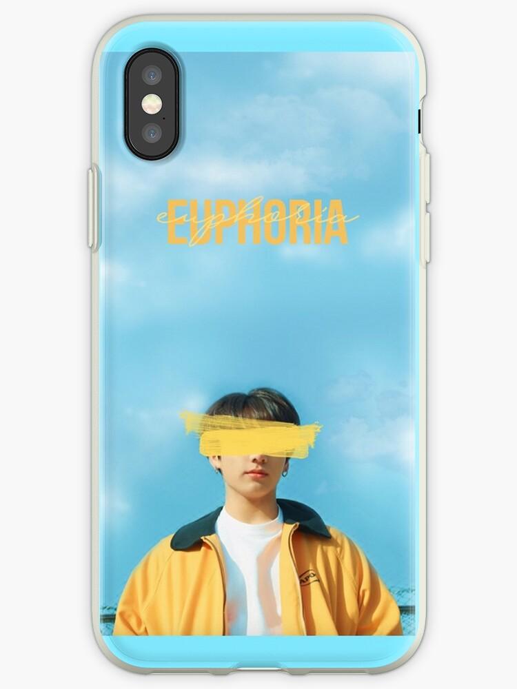 best service f4398 e2eb2 'BTS - EUPHORIA JUNGKOOK' iPhone Case by MinLipa