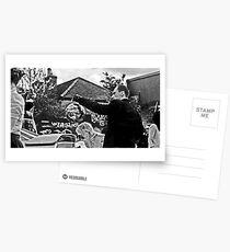 Fleamarketfind I Postcards