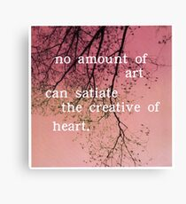 The Creative of Art Canvas Print