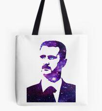 Bashar Al Assad Tote Bag