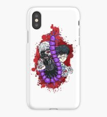 The Eyepatch. iPhone Case/Skin