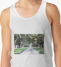 Entrance to Boone Plantation Tank Top