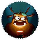 BUH! Monster von KerstinSchoene