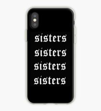 sisters - james charles iPhone Case