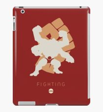 Pokemon Type - Fighting iPad Case/Skin