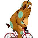 Bike Monster von KerstinSchoene