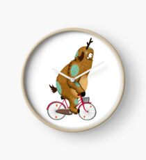 Bike Monster Uhr