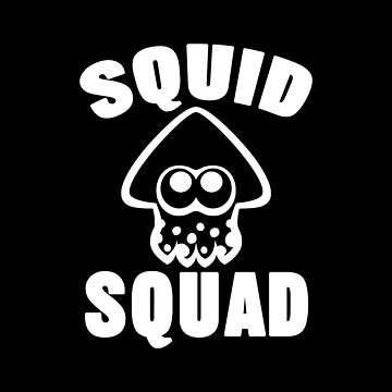 Squid Squad Shirt - Gift by TomGiant