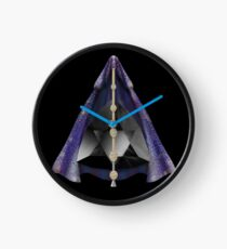 Deathly Hallows, remastered.  Clock