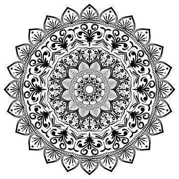 Mandala by JC-Frost