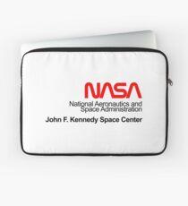 NASA (Space White) - Space Voyager Laptop Sleeve