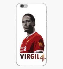 Virgil Van Dijk Liverpool iPhone-Hülle & Cover