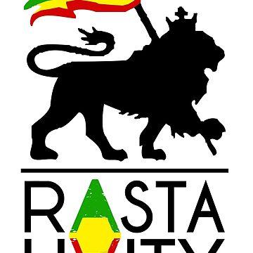 Rasta Livity BLK STK by LionTuff79