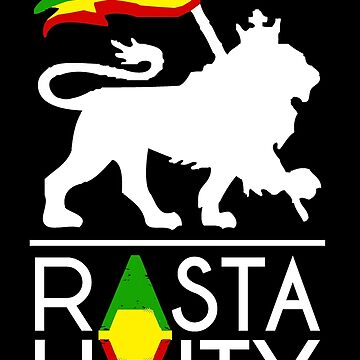 Rasta Livity WHT STK by LionTuff79