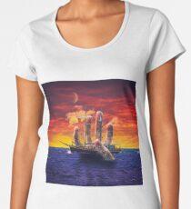 Fish Fingers Women's Premium T-Shirt