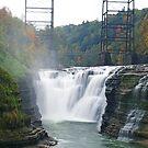Upper Waterfalls II by BigD