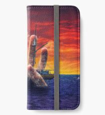 Fish Fingers iPhone Wallet/Case/Skin