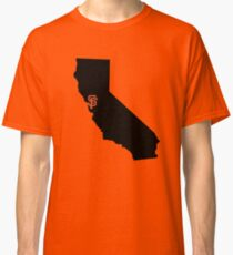 San Francisco Giants - California Classic T-Shirt