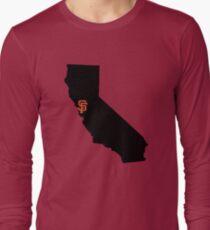 San Francisco Giants - California Long Sleeve T-Shirt