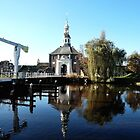 A Leiden gatehouse by jchanders