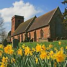 Church of St Peter, Norbury by RedHillDigital