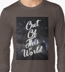 Out of this World Long Sleeve T-Shirt