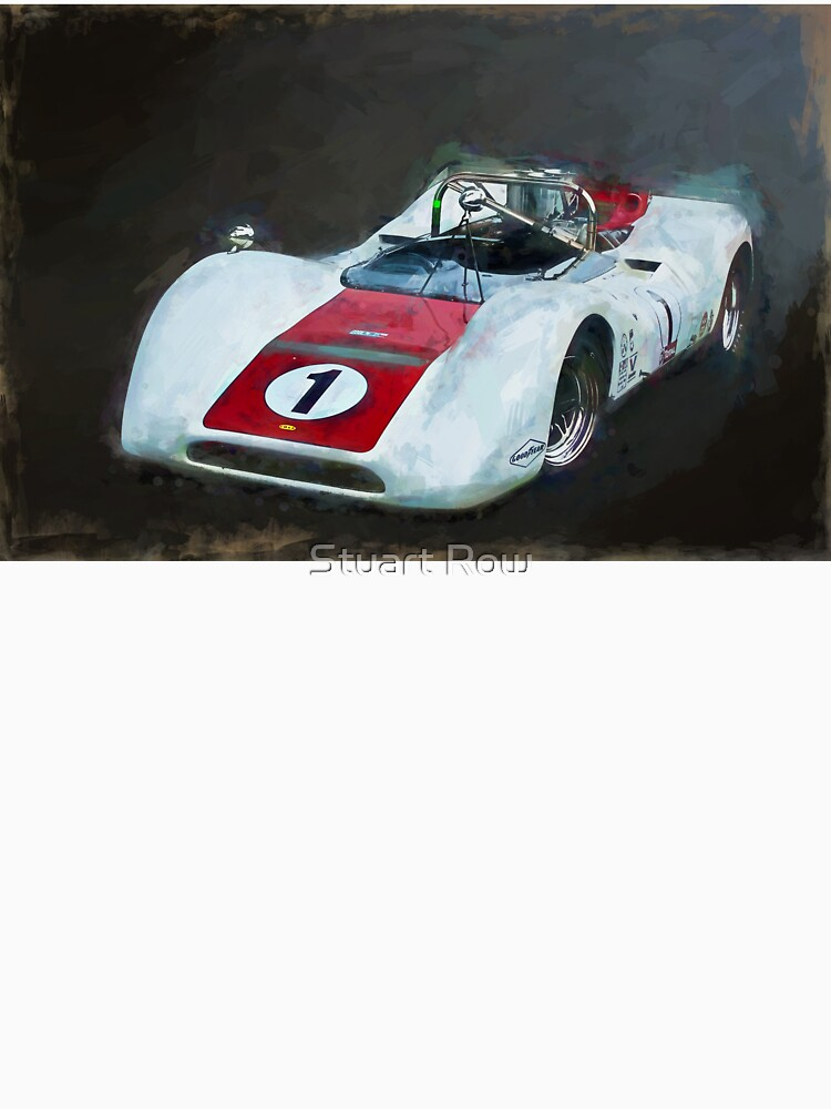 White Can-Am Lola T160 by StuartRow
