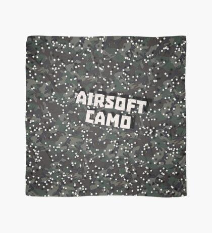 Airsoft Camo Scarf