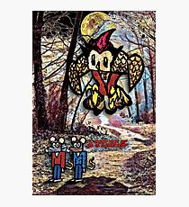 The Owl Photographic Print