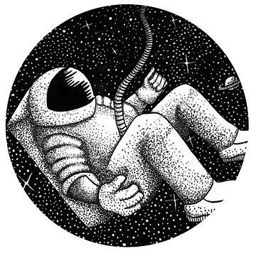 Spaceman Foetus by RocketStarD