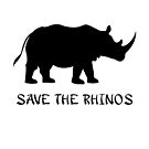 Save the Rhinos by 321Outright